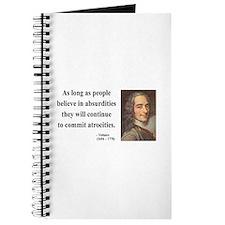 Voltaire 2 Journal