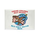 July 4th (2) Rectangle Magnet (10 pack)
