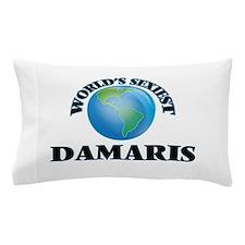 World's Sexiest Damaris Pillow Case