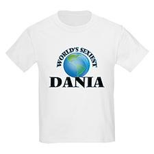 World's Sexiest Dania T-Shirt