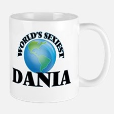World's Sexiest Dania Mugs
