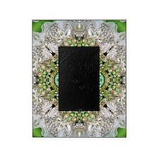 green diamond bling Picture Frame