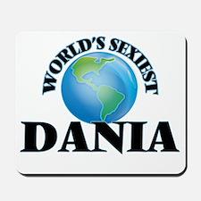 World's Sexiest Dania Mousepad