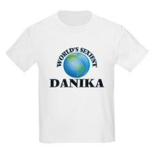 World's Sexiest Danika T-Shirt
