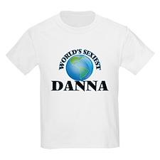 World's Sexiest Danna T-Shirt
