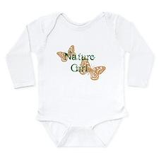 Unique Girlie Long Sleeve Infant Bodysuit