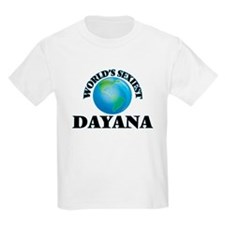 World's Sexiest Dayana T-Shirt