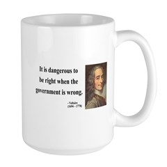 Voltaire 3 Large Mug