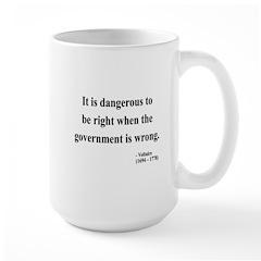 Voltaire 3 Mug