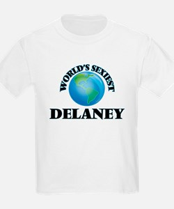 World's Sexiest Delaney T-Shirt