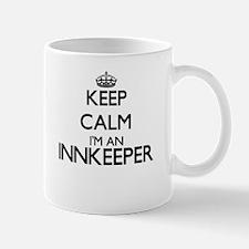 Keep calm I'm an Innkeeper Mugs