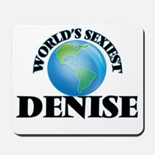 World's Sexiest Denise Mousepad