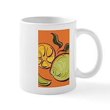 Citrus Fruit Mug