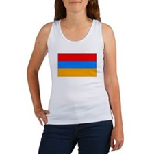 Armenia Flag Tank Top