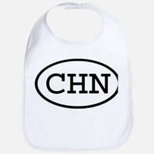 CHN Oval Bib