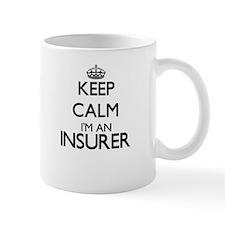 Keep calm I'm an Insurer Mugs