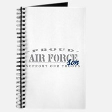 Proud Air Force Son (Blue) Journal
