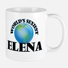 World's Sexiest Elena Mugs
