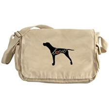 GSP Love Messenger Bag