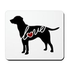 Labrador Love Mousepad