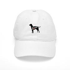 Labrador Love Baseball Baseball Cap