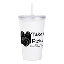 Take a Picture Acrylic Double-wall Tumbler