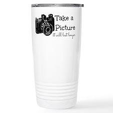 Take a Picture Travel Mug