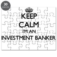 Keep calm I'm an Investment Banker Puzzle