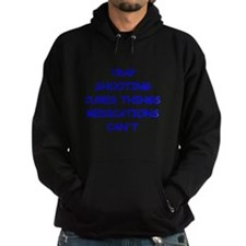 trap shooting Hoody