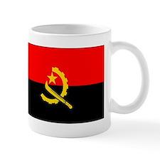 Angola Flag Mugs