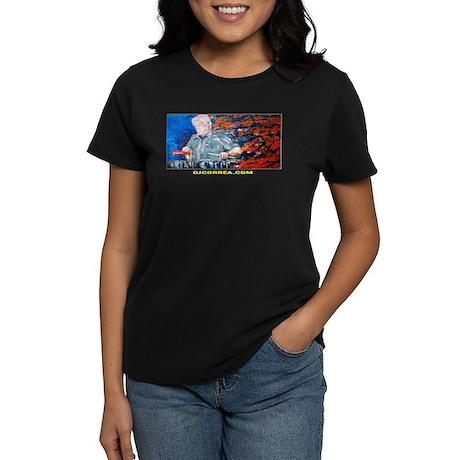 """""""Essence"""" - Tito Puente Women's Dark T-Shirt"""