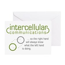 Intercellular Greeting Cards (Pk of 10)
