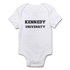 KENNEDY UNIVERSITY Infant Bodysuit