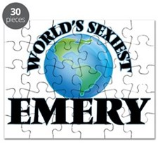 World's Sexiest Emery Puzzle
