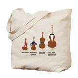 Orchestra Canvas Totes
