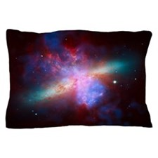 Fiery Galaxy Pillow Case