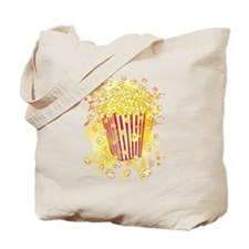 POPCORN_PARTY Tote Bag