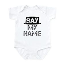 Breaking Bad - Say My Name Infant Bodysuit