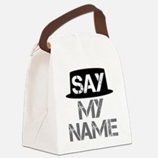 Breaking Bad - Say My Name Canvas Lunch Bag