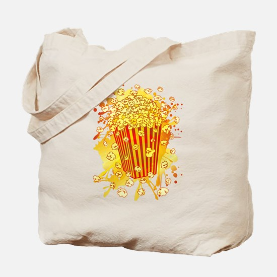 POPCORN_PARTY Tote Bag