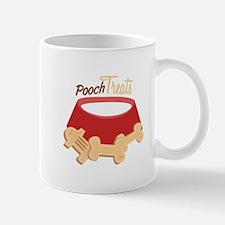 Pooch Treats Mugs