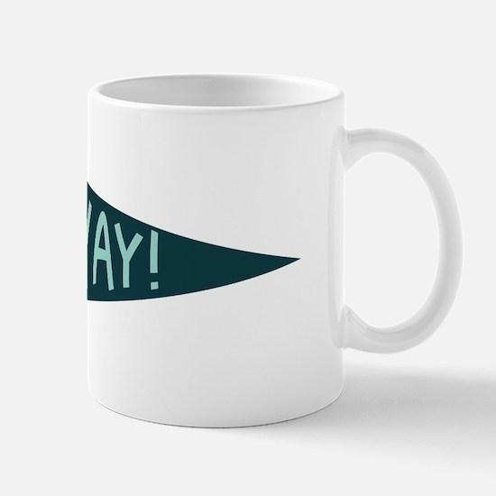 Yay Flag Mugs