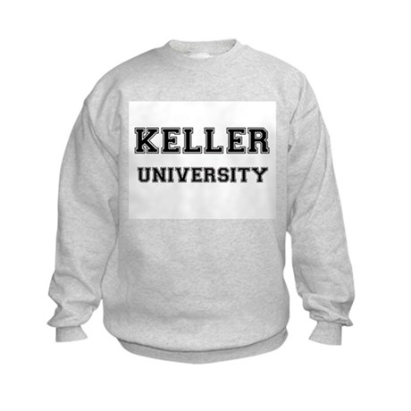 KELLER UNIVERSITY Kids Sweatshirt