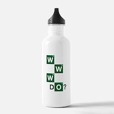 Breaking Bad - WWWD? Sports Water Bottle