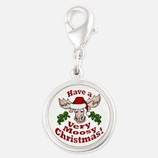 Moosy Christmas Charms