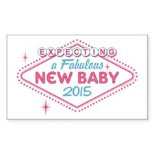 Las Vegas Expecting 2015 Decal