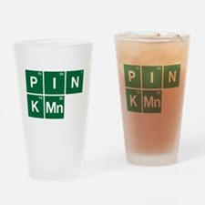 Breaking Bad - Pinkman Drinking Glass