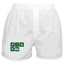 Breaking Bad - Pinkman Boxer Shorts