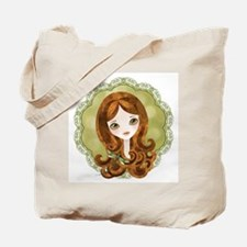Gaeana Dragonfly Fairy Tote Bag