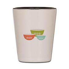 Mixing Bowls Shot Glass